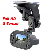 Videoregistrator mit G-Sensor, 4x Zoom, Nachtsicht, Full-HD
